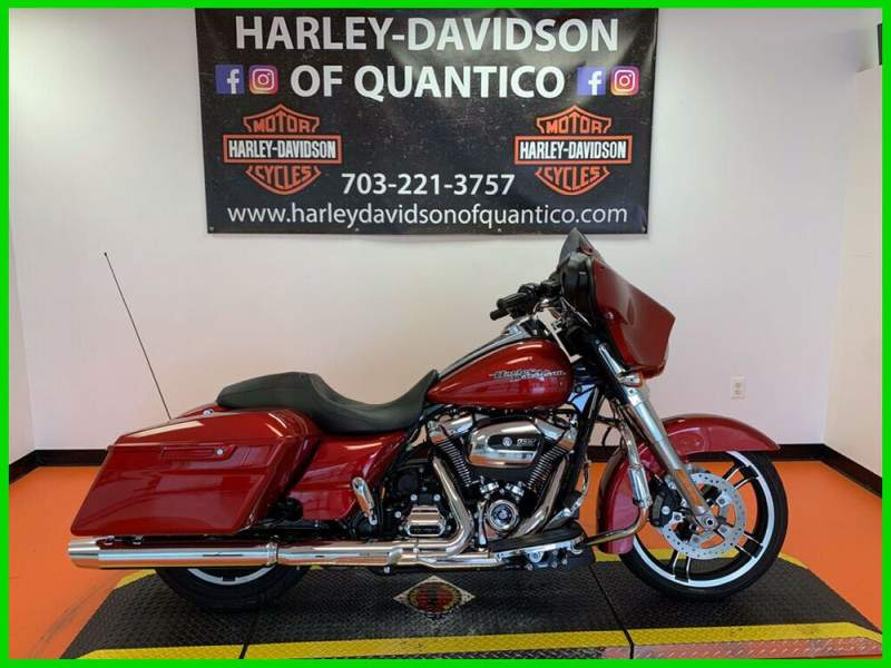 2018 Harley-Davidson Touring Wicked Red used for sale near me