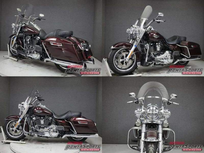 2018 Harley-Davidson Touring FLHR ROAD KING WABS TWISTED CHERRY used for sale near me