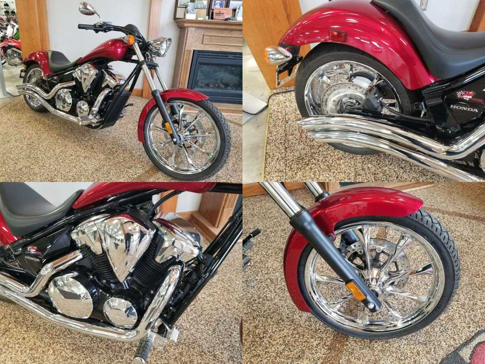 2018 Honda Fury Red used for sale