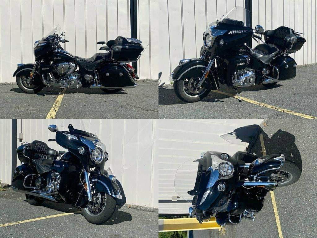 2018 Indian Roadmaster Black used for sale near me