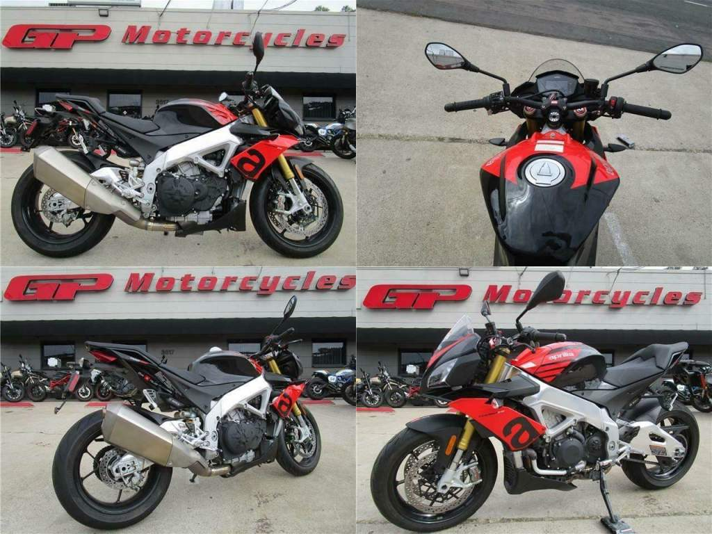 2019 Aprilia Tuono V4 1100 RR Black used for sale craigslist