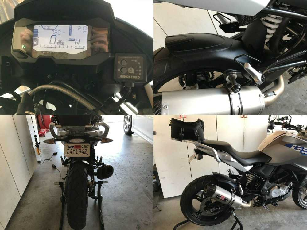 2019 BMW G310GS Blue used for sale craigslist