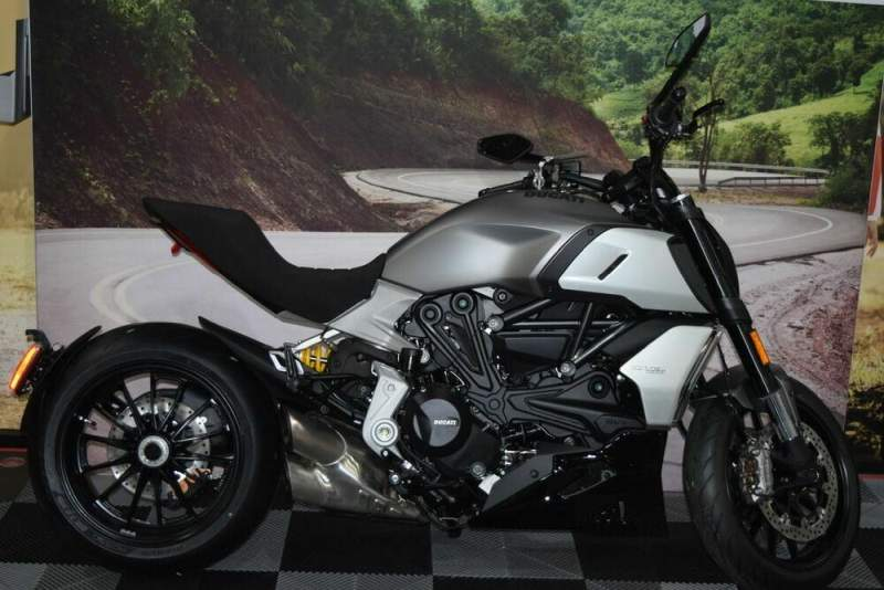2019 Ducati Diavel 1260 Gray used for sale near me