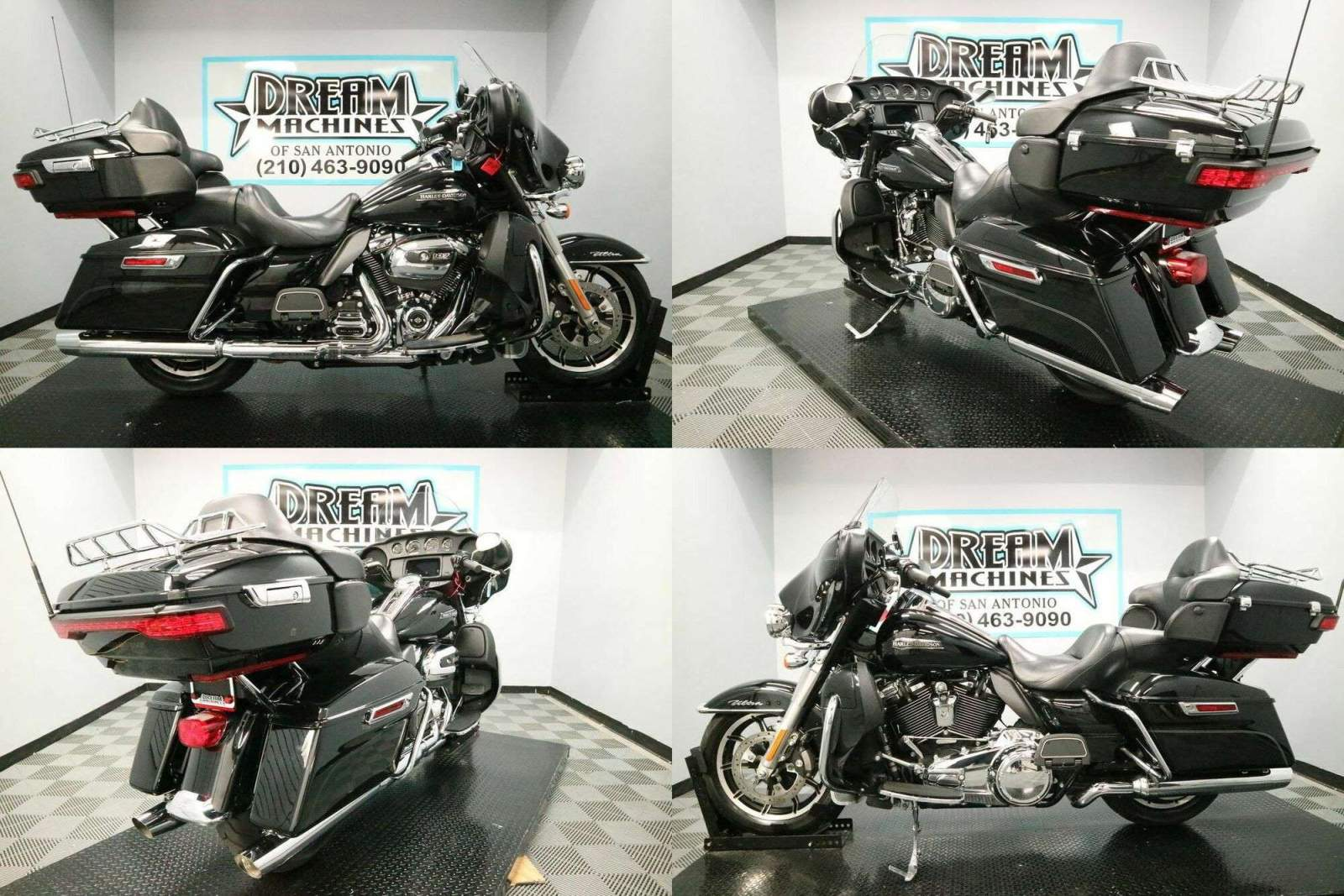 2019 Harley-Davidson FLHTCU - Electra Glide Ultra Classic Black used for sale near me