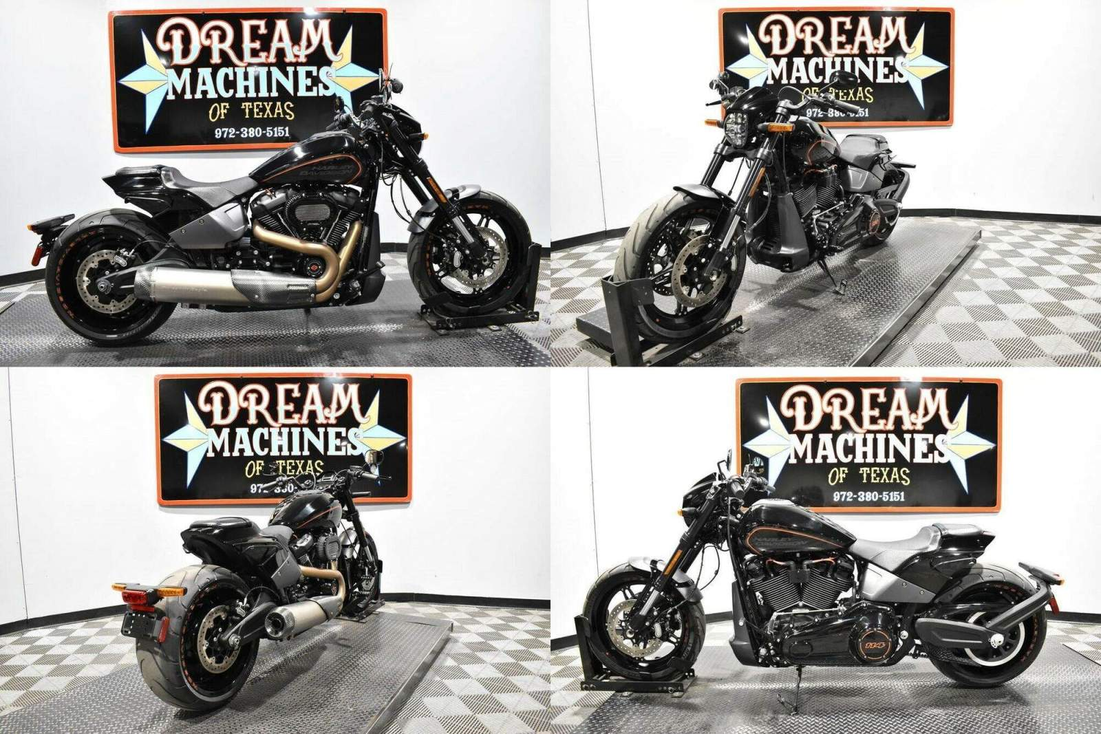 2019 Harley-Davidson FXDRS - FXDR 114 Black used for sale craigslist