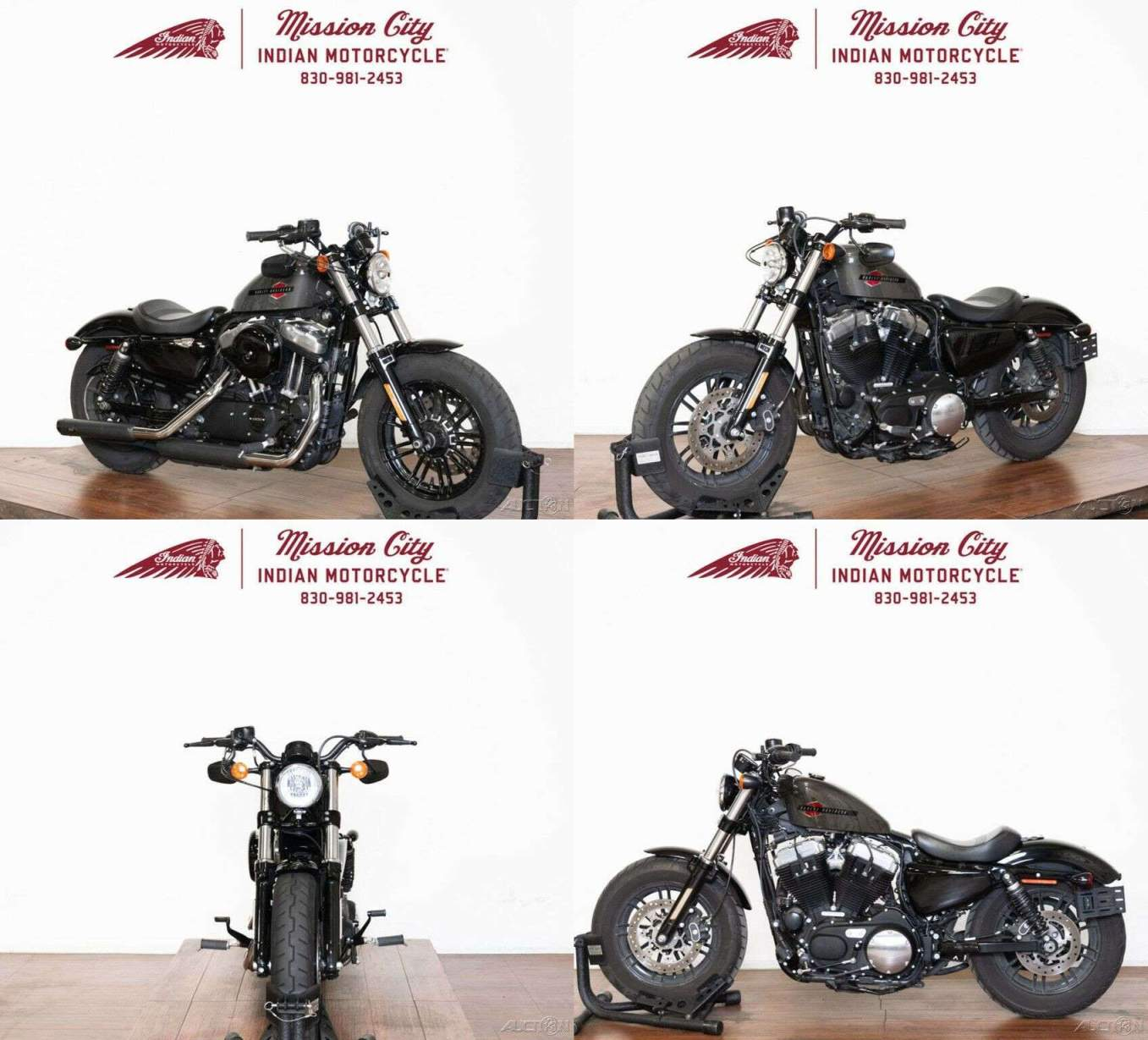 2019 Harley-Davidson Sportster XL 1200X - Forty-Eight Industrial Gray used for sale near me
