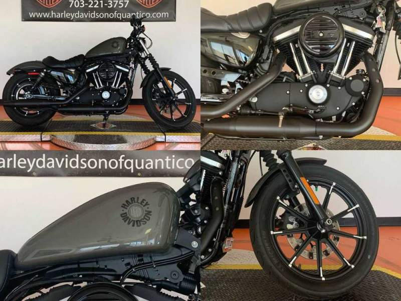 2019 Harley-Davidson Sportster Iron 883 Industrial Gray used for sale craigslist
