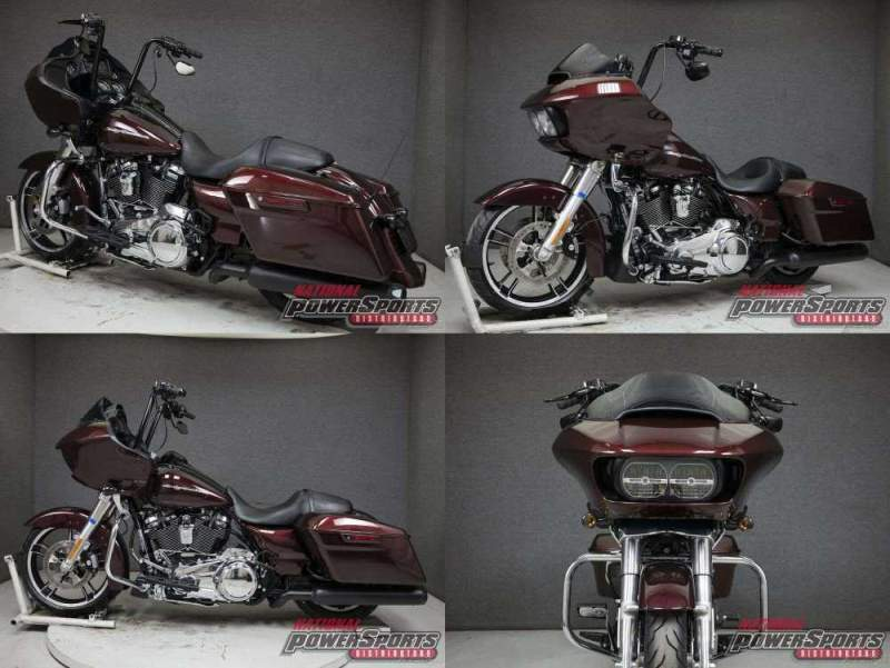 2019 Harley-Davidson Touring TWISTED CHERRY used for sale
