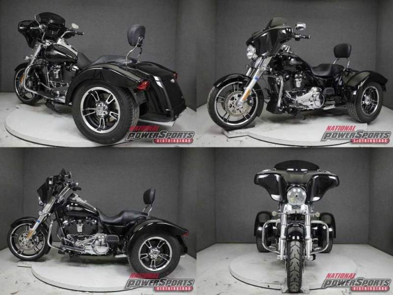 2019 Harley-Davidson Touring FLRT FREEWHEELER WABS VIVID BLACK used for sale craigslist