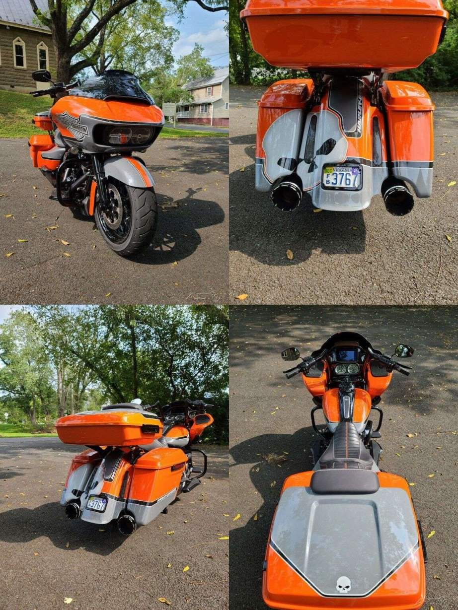 2019 Harley-Davidson Touring Road Glide Special Custom Paint used for sale