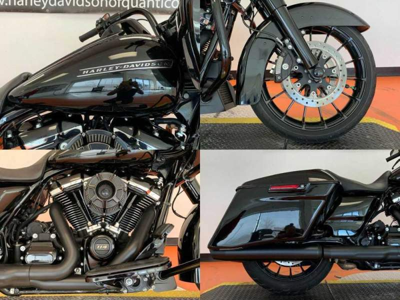 2019 Harley-Davidson Touring Road Glide Special Vivid Black used for sale