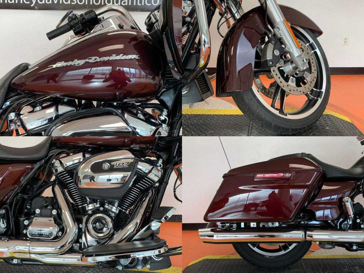 2019 Harley-Davidson Touring Road Glide Twisted Cherry used for sale near me