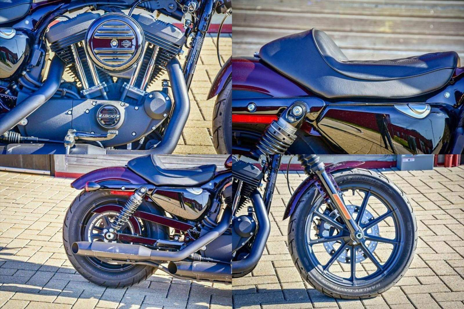 2019 Harley-Davidson XL 1200NS - Sportster® Iron 1200™ -- used for sale near me