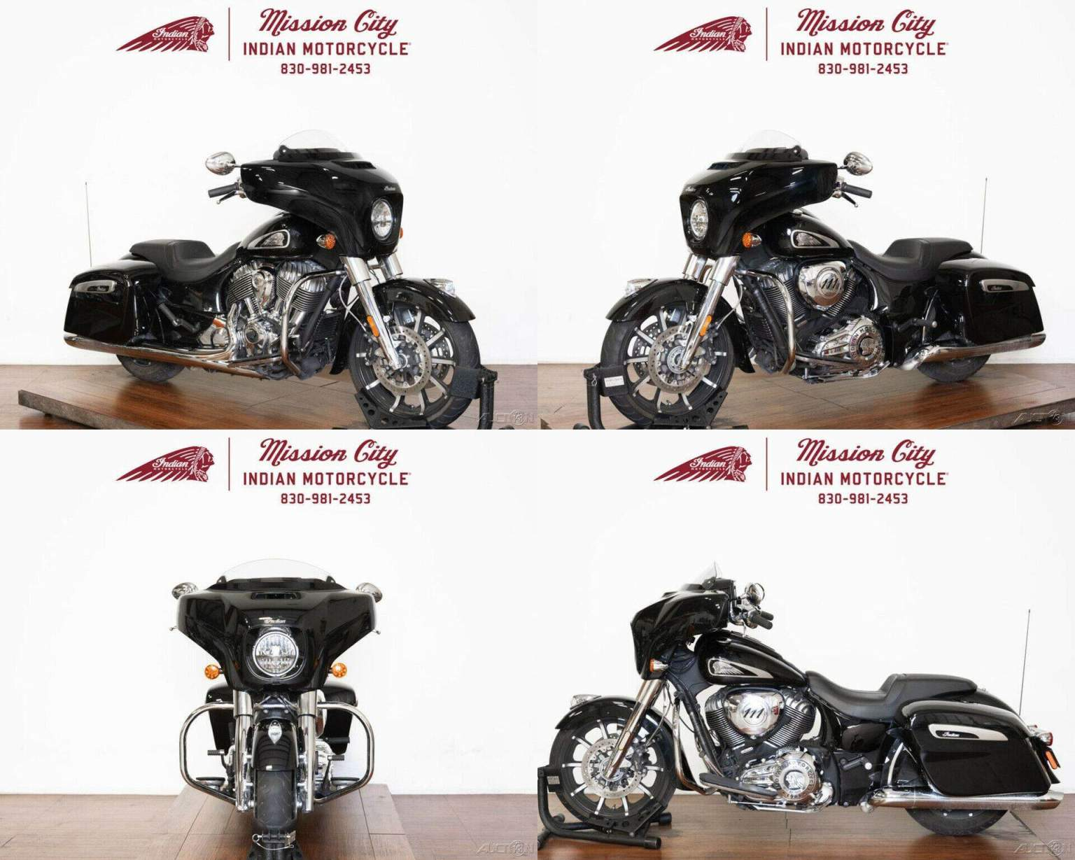 2019 Indian Chieftain Limited Thunder Black Pearl   for sale craigslist