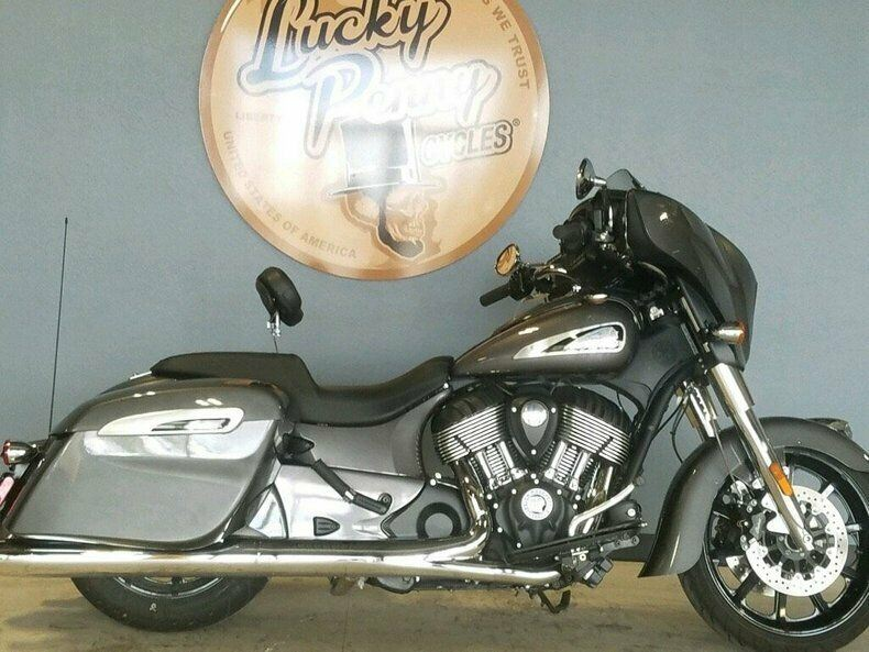 2019 Indian Chieftain Gray used for sale near me