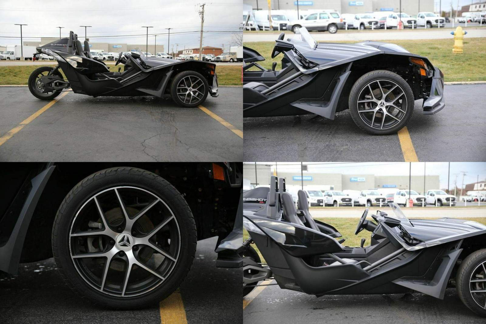 2019 Polaris Slingshot SL   for sale craigslist