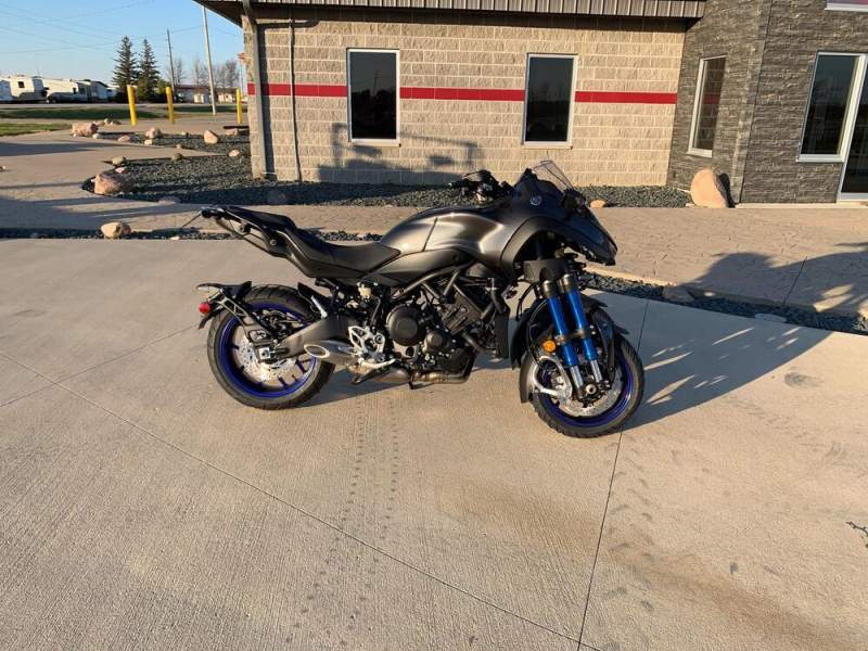 2019 Yamaha Niken Gray used for sale