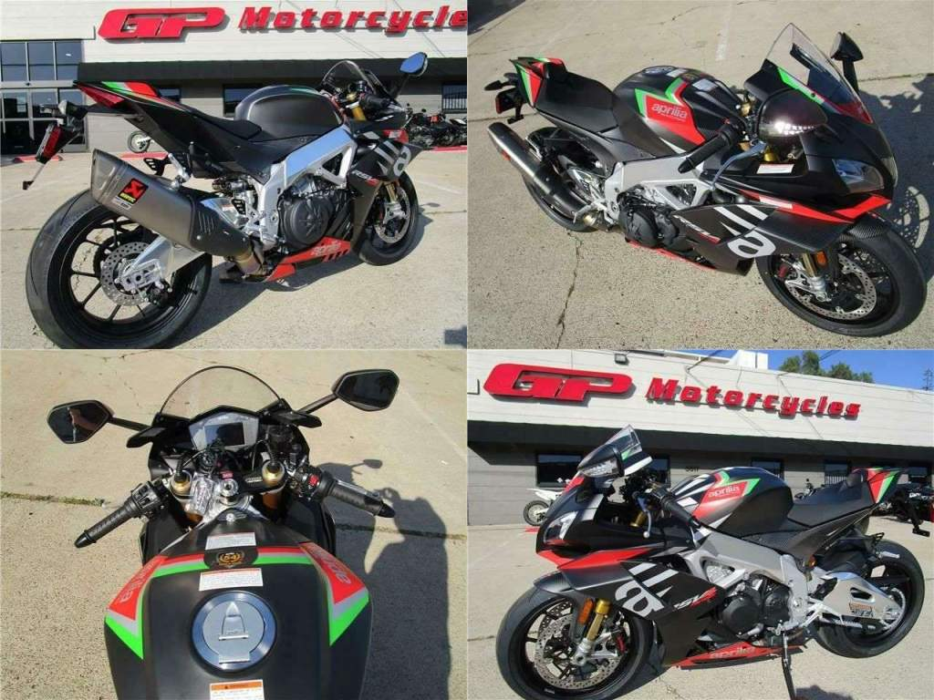 2020 Aprilia RSV4 1100 FActory ATOMIC RACER used for sale near me