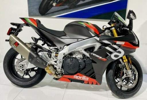 2020 Aprilia RSV4 1100 Factory Matte Black used for sale near me