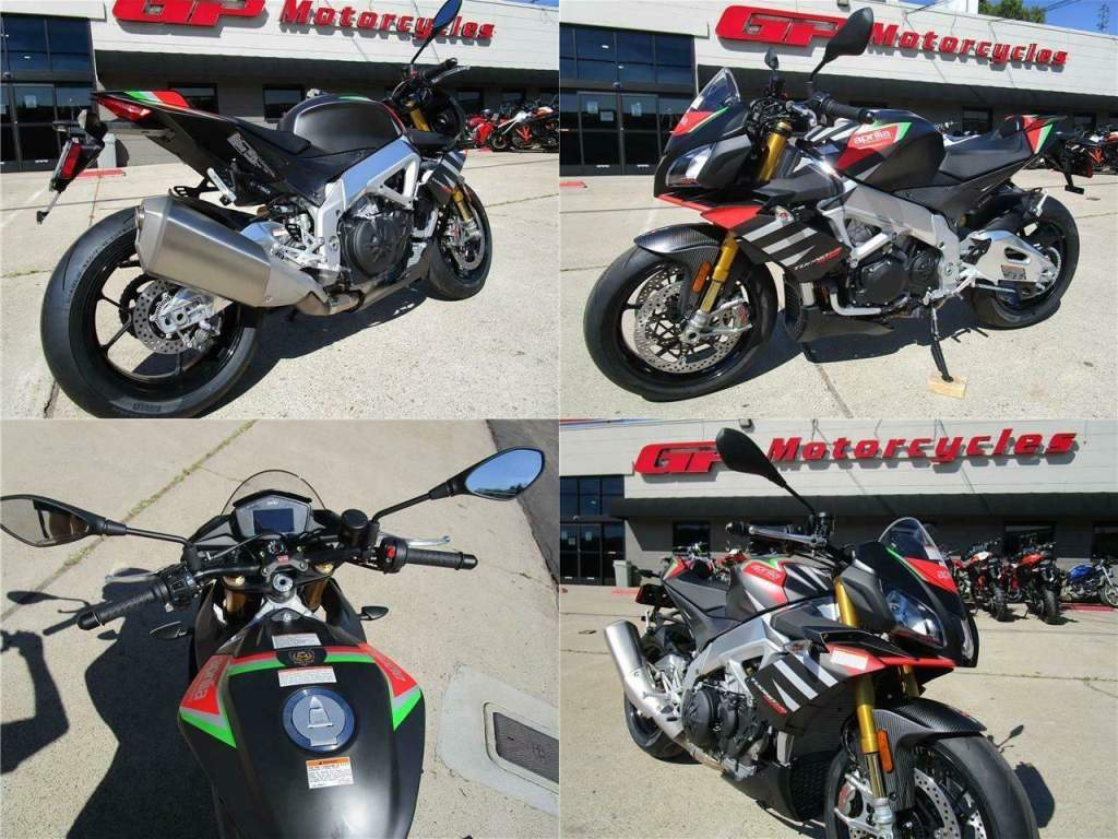 2020 Aprilia Tuono V4 1100 Factory ATOMICO RACER used for sale