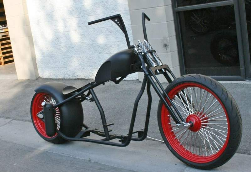 2020 Custom Built Motorcycles Bobber Other used for sale