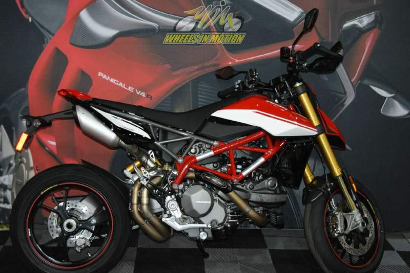 2020 Ducati Hypermotard 950 SP Red used for sale