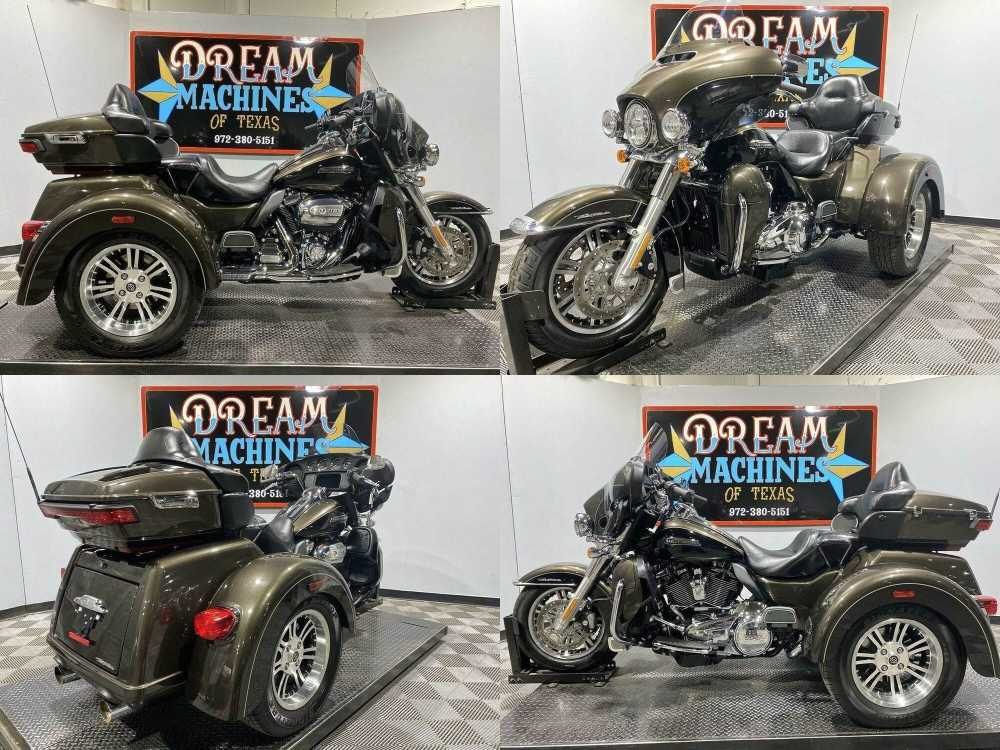2020 Harley-Davidson FLHTCUTG - Tri Glide Ultra Classic Gray used for sale