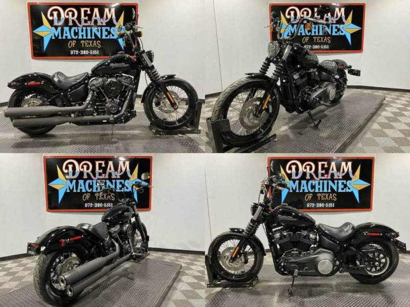2020 Harley-Davidson FXBB - Softail Street Bob Black used for sale