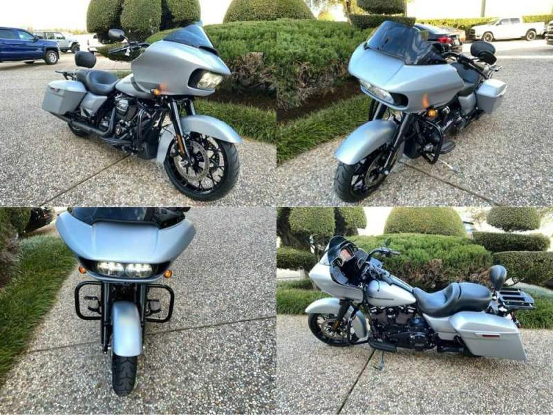 2020 Harley-Davidson Road Glide Special Silver used for sale