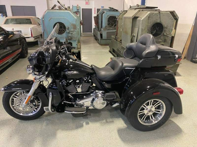 2020 Harley-Davidson Touring  used for sale
