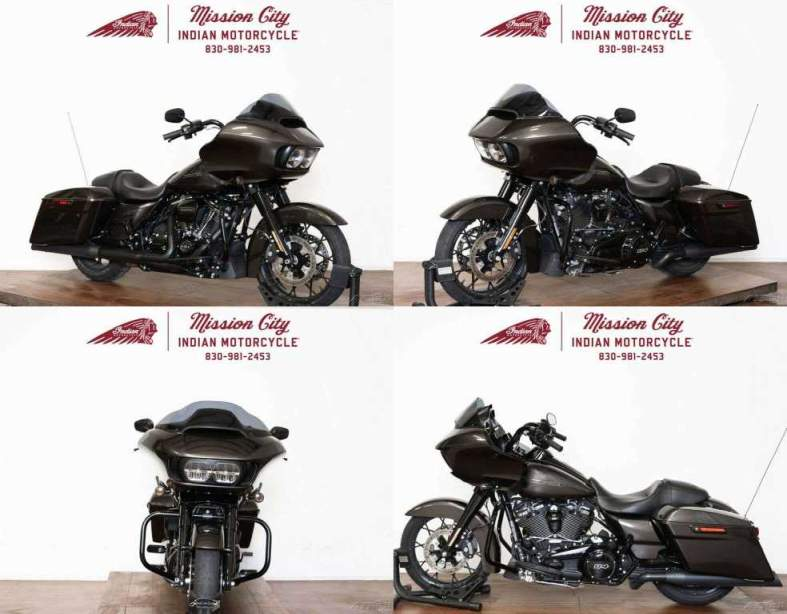 2020 Harley-Davidson Touring River Rock Gray used for sale
