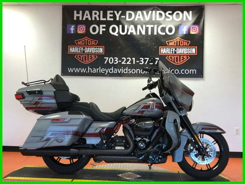 2020 Harley-Davidson Touring Ultra Limited Vivid Black (Black Pearl Option) used for sale near me