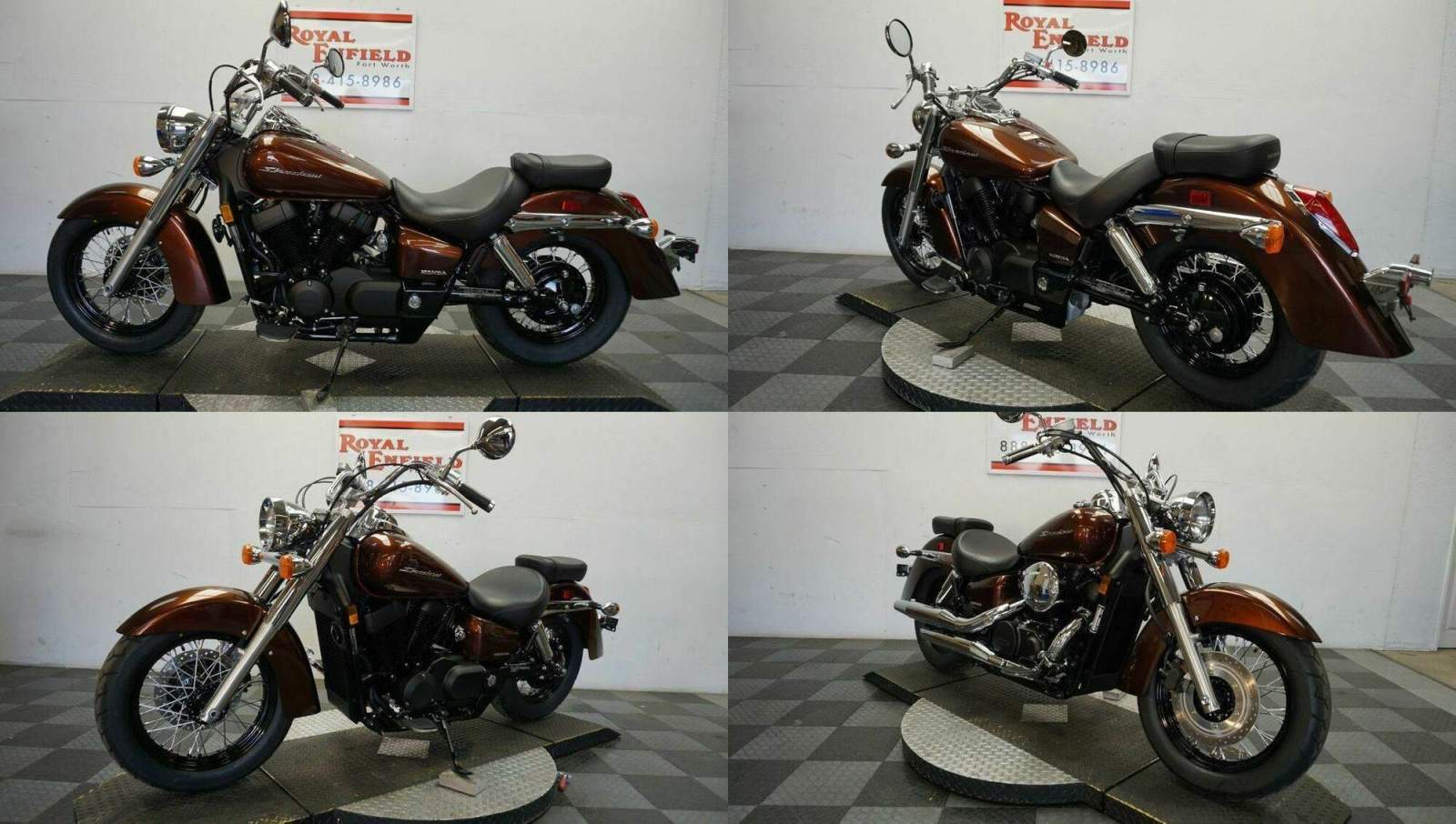 2020 Honda Shadow LOW MILES NICE BIKE!  for sale craigslist