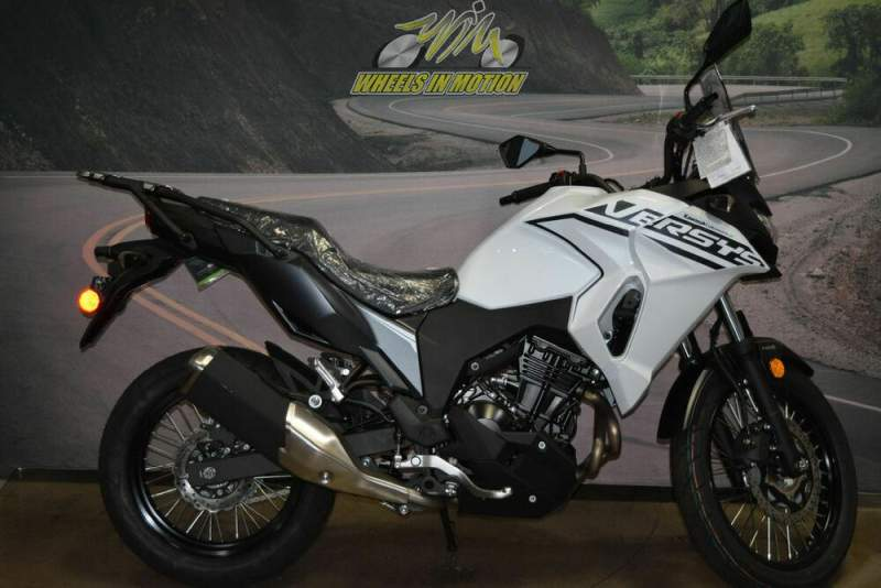 2020 Kawasaki Versys®-X 300 ABS White used for sale craigslist