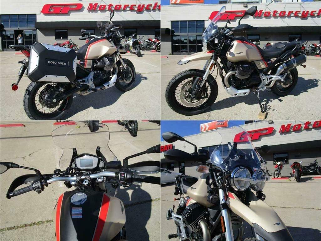 2020 Moto Guzzi V85 TT Travel BEIGE used for sale craigslist