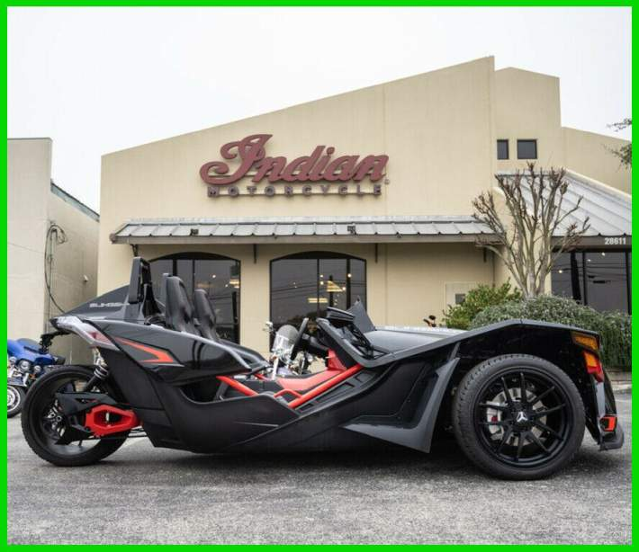 2020 Other Makes SLINGSHOT R Autodrive Stealth Black with Red Accents used for sale near me