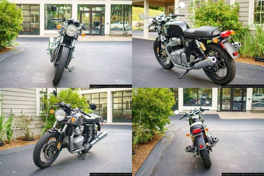 2020 Royal Enfield Continental GT 650 Dr. Mayhem Dr. Mayhem used for sale near me