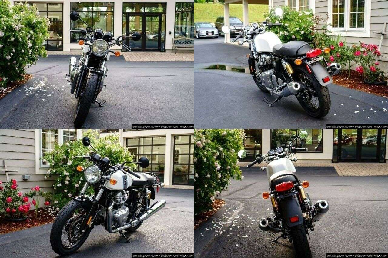 2020 Royal Enfield Continental GT 650 Ice Queen Ice Queen used for sale