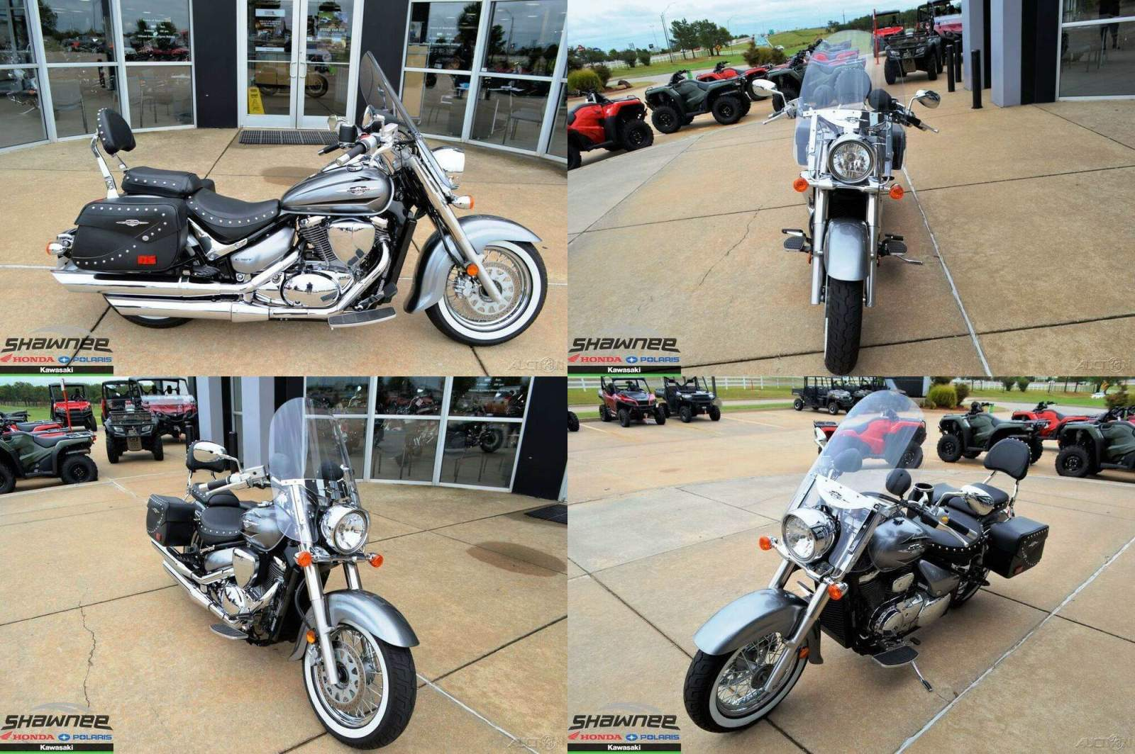 2020 Suzuki Boulevard C50T GREY used for sale