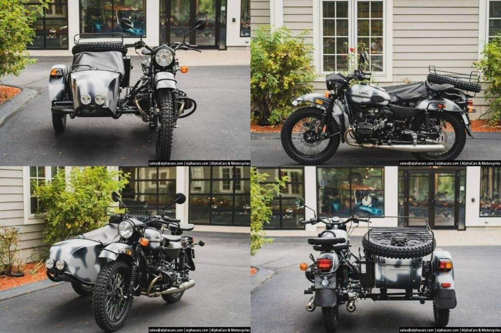 2020 Ural Gear Up Arctic Camo  for sale craigslist