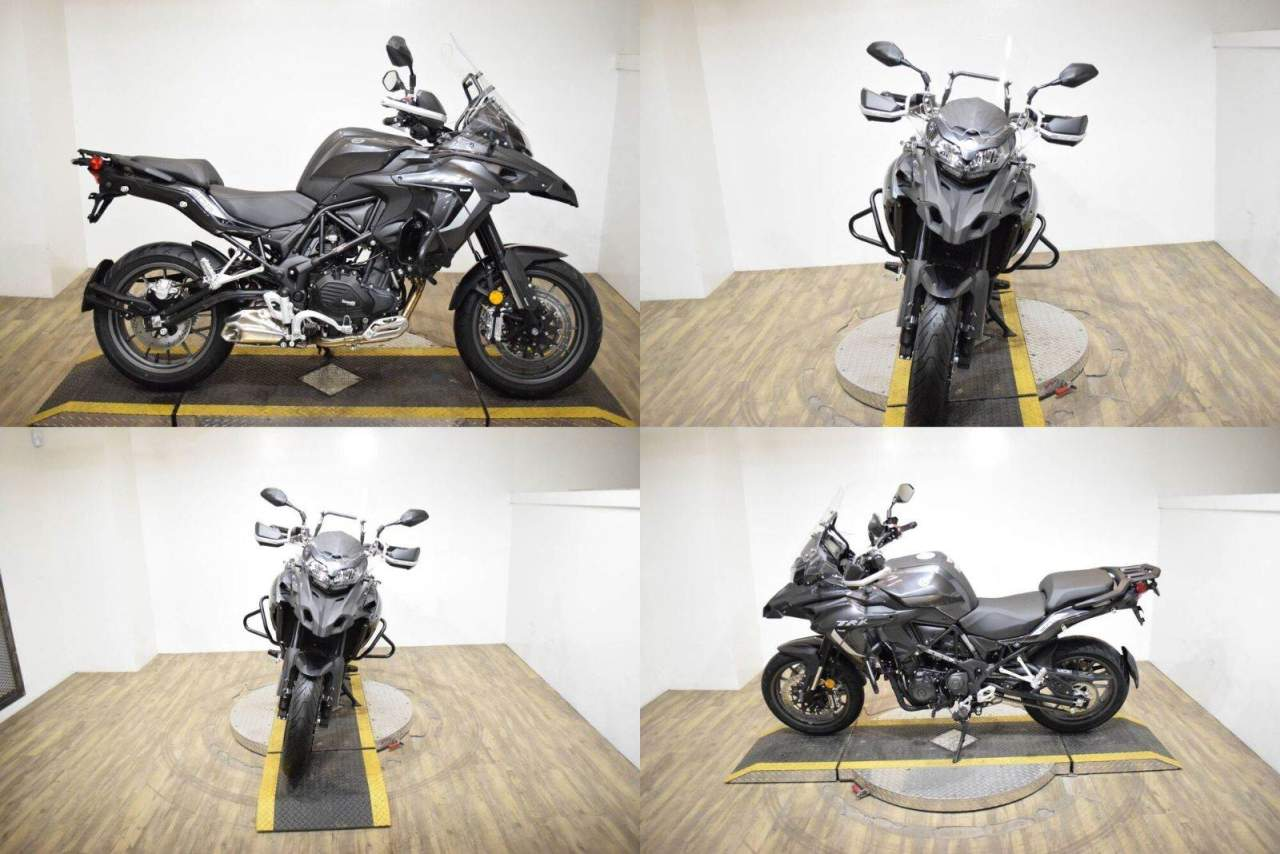 2021 Benelli TRK502 Gray new for sale