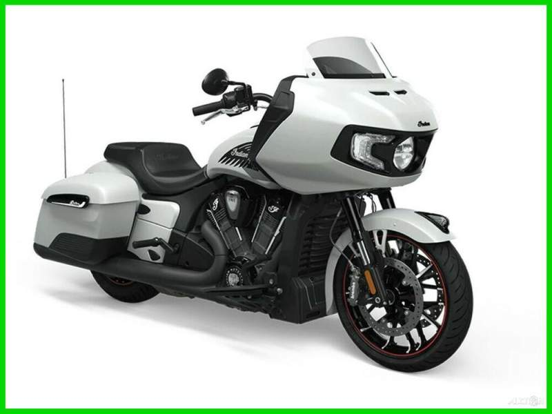 2021 Indian Challenger Dark Horse White Smoke WHITE SMOKE new for sale near me