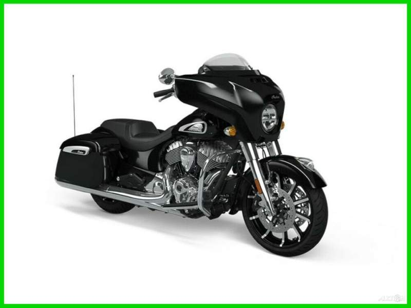 2021 Indian Chieftain Limited Thunder Black Pearl  new for sale