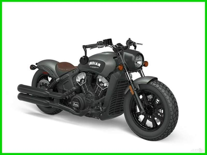 2021 Indian Scout Bobber ABS Alumina Jade Smoke Jade Smoke new for sale