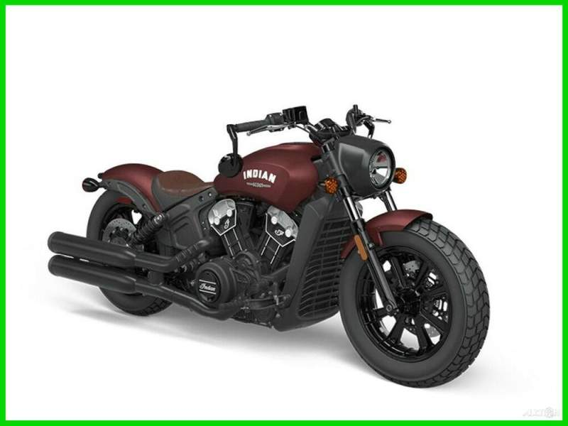 2021 Indian Scout Bobber ABS Maroon Metallic Smoke maroon metallic smoke new for sale