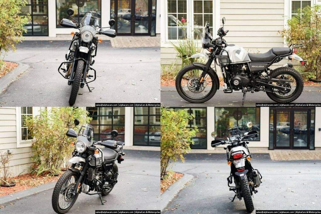 2021 Royal Enfield Himalayan Sleet Rally Sport Sleet new for sale