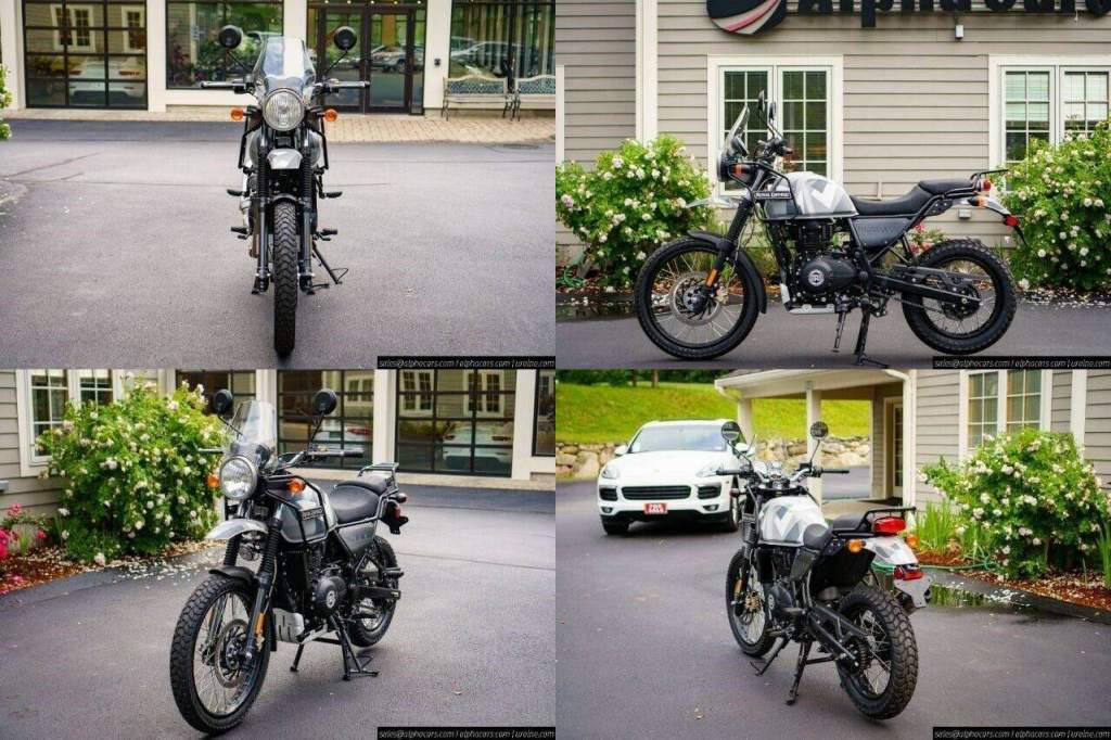 2021 Royal Enfield Himalayan Sleet Sleet new for sale