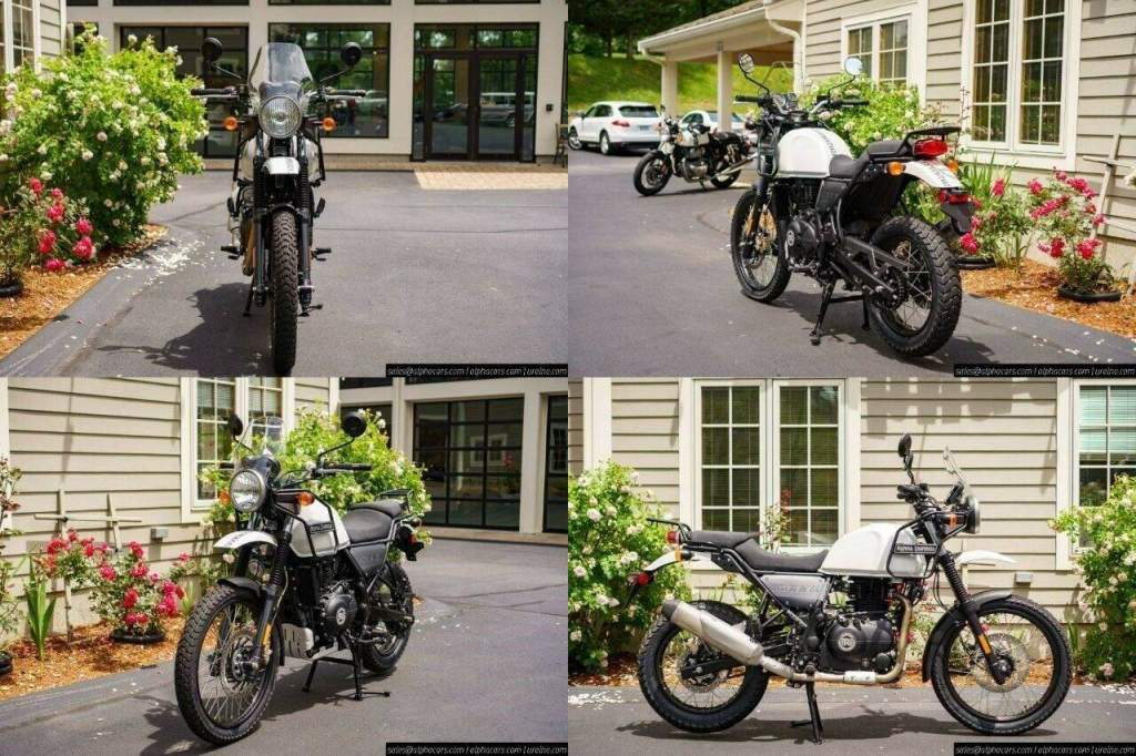 2021 Royal Enfield Himalayan Snow Snow new for sale