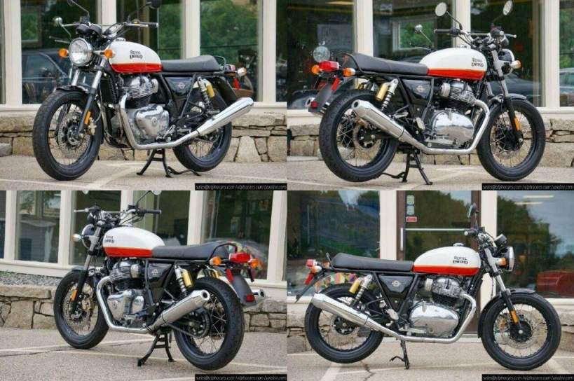 2021 Royal Enfield Interceptor INT650 Baker Express Baker Express new for sale near me