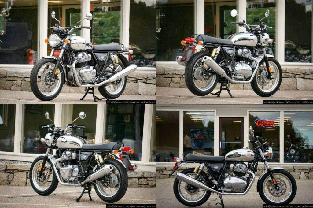 2021 Royal Enfield Interceptor INT650 Glitter & Dust Glitter & Dust new for sale near me